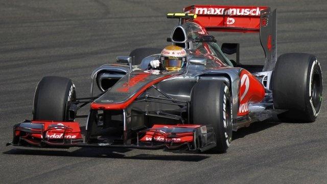 formula 1 world standings