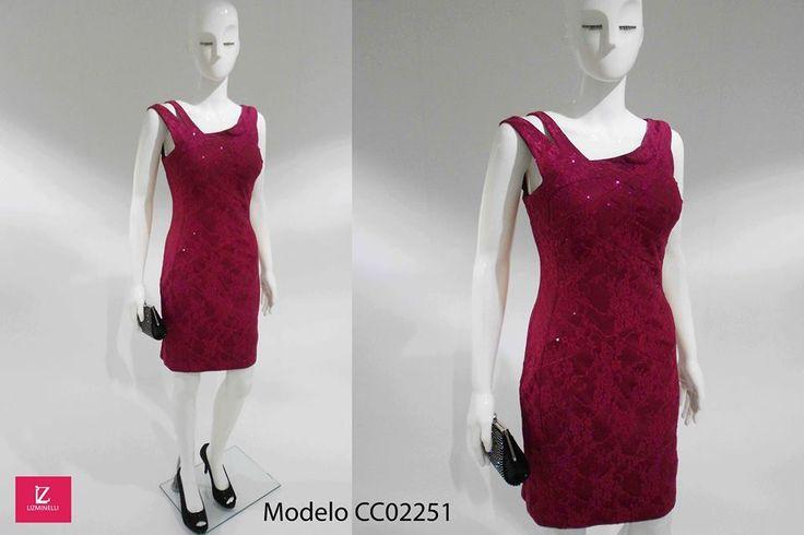 Vestido Modelo CC02251.