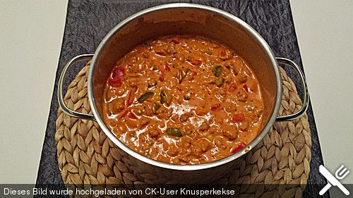 Pizza - Partysuppe