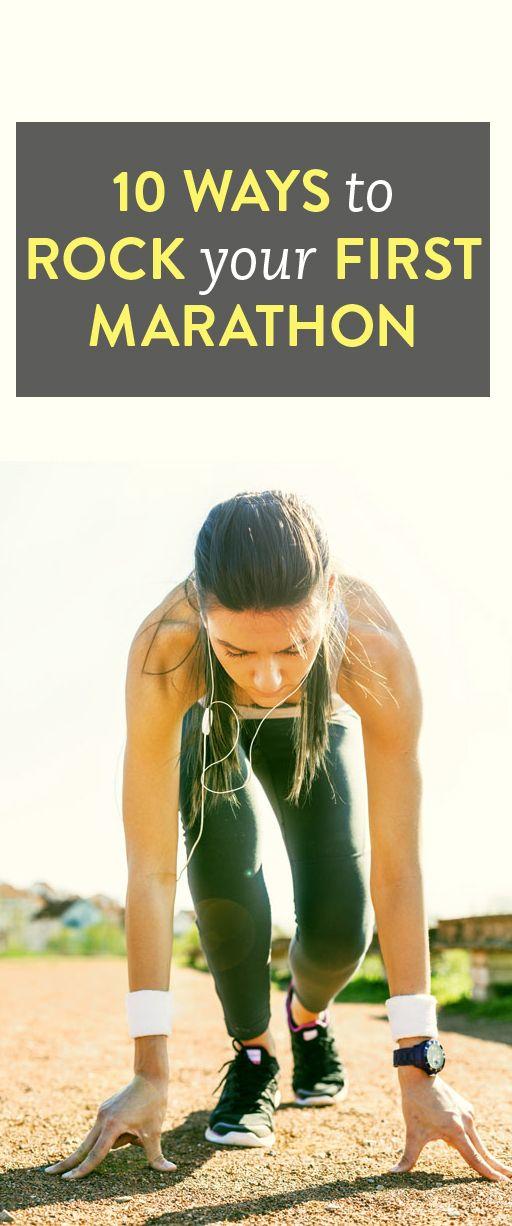 10 ways to rock your first marathon #ambassador
