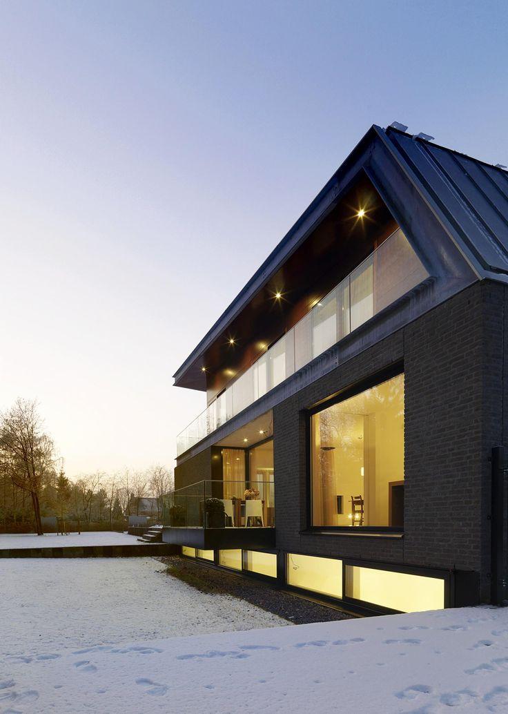 House vdB by Grosfeld van der Velde Architecten - Netherlands
