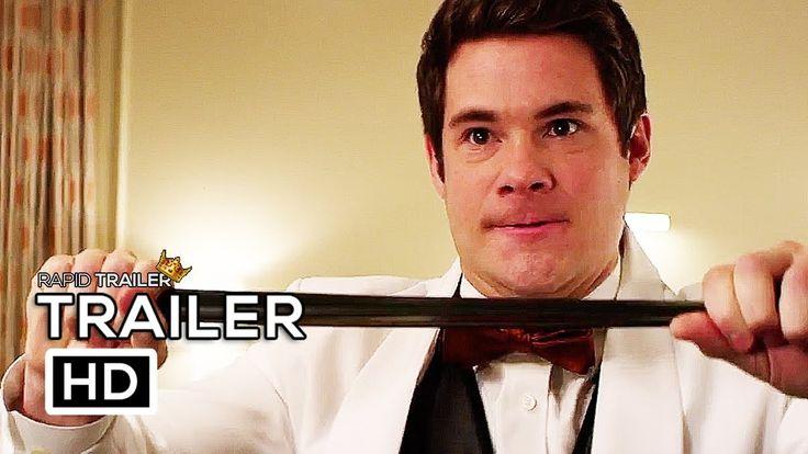 GAME OVER, MAN! Official Trailer #2 (2018) Adam Devine Netflix Comedy Mo...