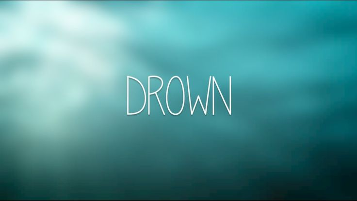 Drown (lyrics)- Tyler Joseph. I'm now addicted to this song