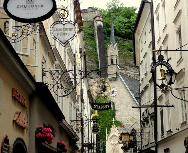Travel and Lifestyle Diaries Blog: Austria: Salzburg - Salzburg