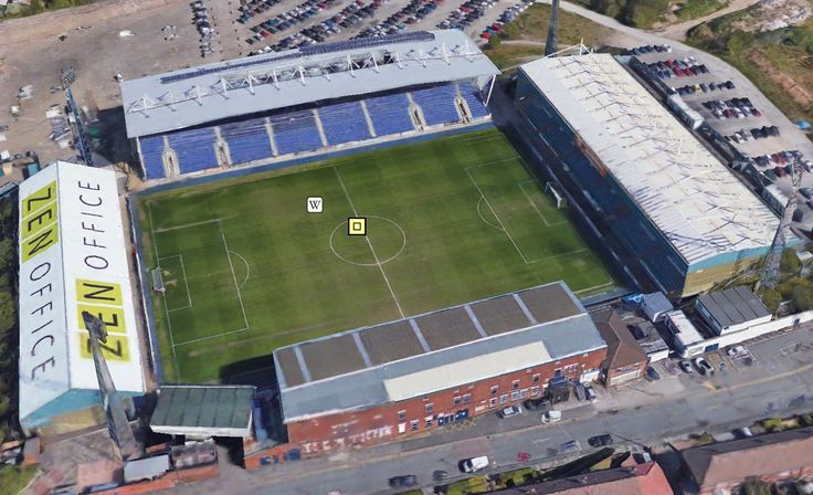 Boundary Park - Home of Oldham Athletic FC