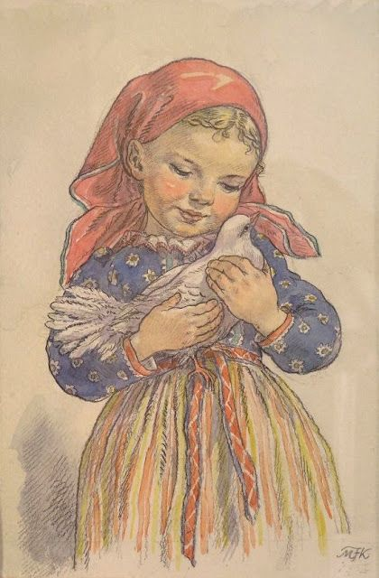 Soloillustratori: Marie Fischerova Kvechova