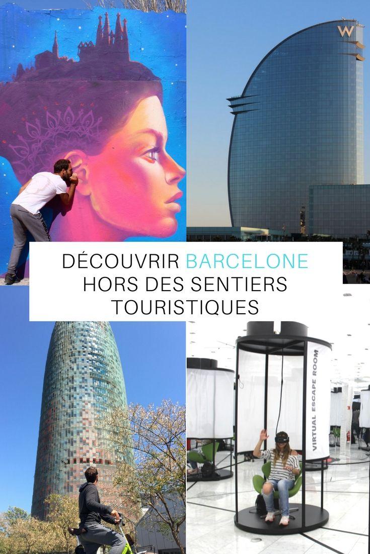 Barcelone, Espagne, City break, city trip, visite, ville, Europe, ville cool et éclectique, hors tourisme, sentiers hors touristiques, Barcelone authentique, local