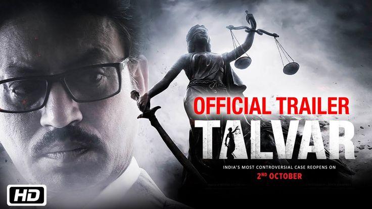 'Talvar' Official Trailer | #Irrfan Khan, Konkona Sen Sharma, Neeraj Kabi, Sohum Shah, Atul Kumar