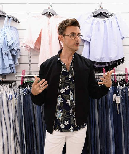 Brad Goreski | Brad Goreski, red carpet stylist to stars like Sarah Hyland and Rashida Jones—and a permanent fixture on E!'s show Fashion Police—recently partnered with Marshalls to open their brand-new, two-story location in NYC. We got him to share the scoop on his favorite trends for the season, as well has some insider shopping secrets to finding the very best bargains.