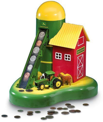 1000 ideas about john deere bedroom on pinterest john deere room john deere nursery and - Sorting coin bank ...