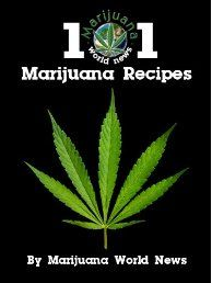 101 Marijuana Recipe's by Michael Joseph is a collection of various medical marijuana treats. In this cookbook you will find many traditional recipes for drinks, deserts, appetizers, and entrees. Just a few of the recipes include marijuana butter, marijuana brownies, marijuana pizza, and marijuana space cakes.