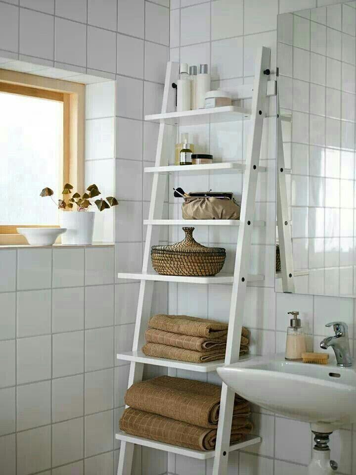 Ikea rangement salle de bain nouvel appart pinterest id es maison et - Etageres de rangement ikea ...