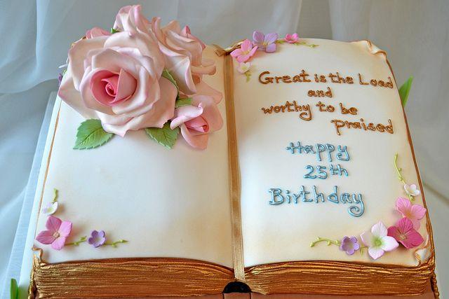 Bible Cake Flickr Photo Sharing Decorative Cakes