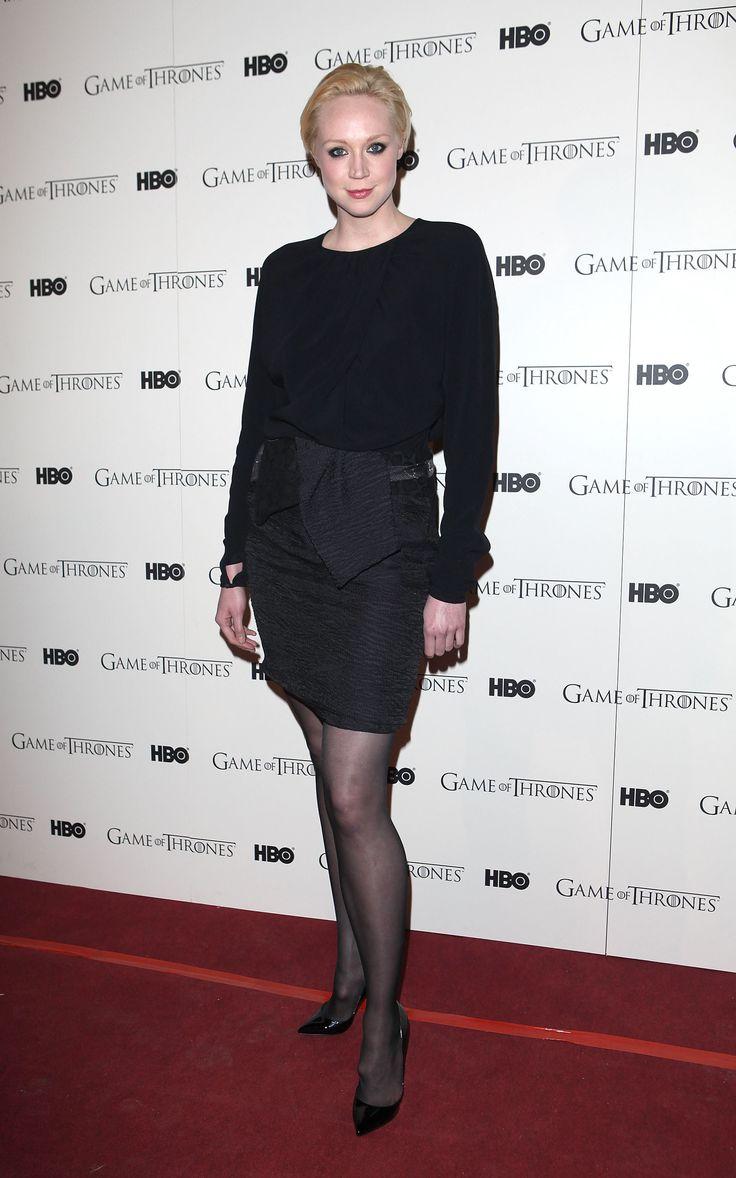 Gwendoline Christie (Brienne of Tarth) why are you so pretty?