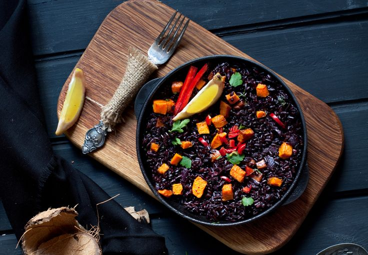 "Ever been curious about black rice? This health food staple won't remain ""forbidden"" for long. Discover how to cook black rice with our delicious recipes."