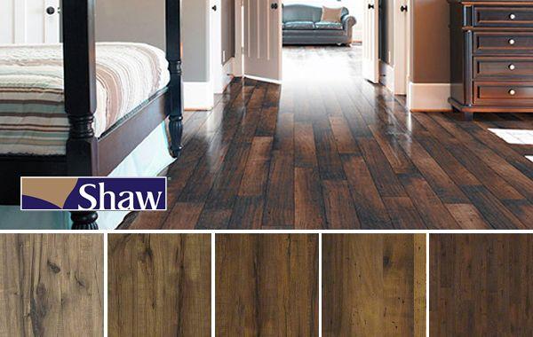 Various Advantages of Shaw Hardwood floors from James Carpets of Huntsville, AL