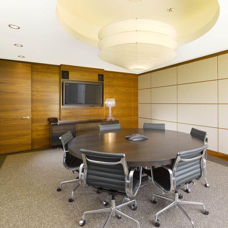 PLAFON Y MATERIAL ACUSTICO Financial Office Custom