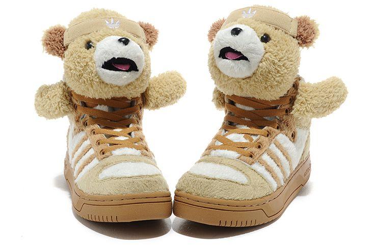 adidas bear sneakers