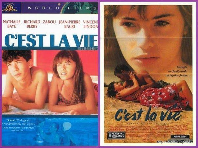 CineMonsteRrrr: C'est La Vie / La Baule-les Pins. 1990. DVD.