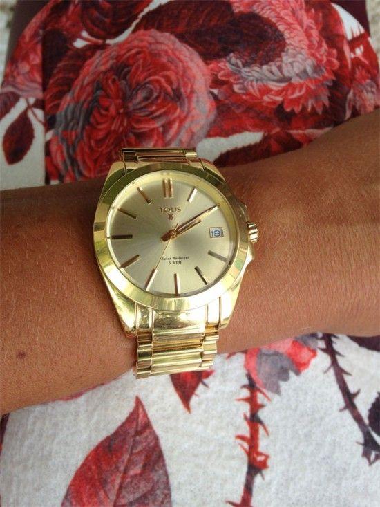 Reloj. Tous