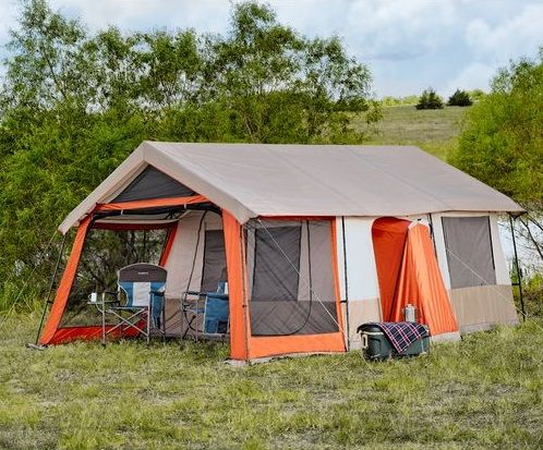 Great Tent For Any Outdoor Adventure Cabin Tent Tent