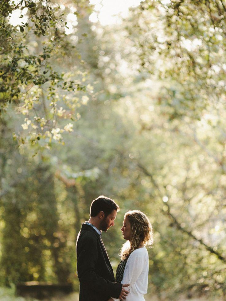 Jenna + Brandon = Engagement | John Robert Woods Photographer