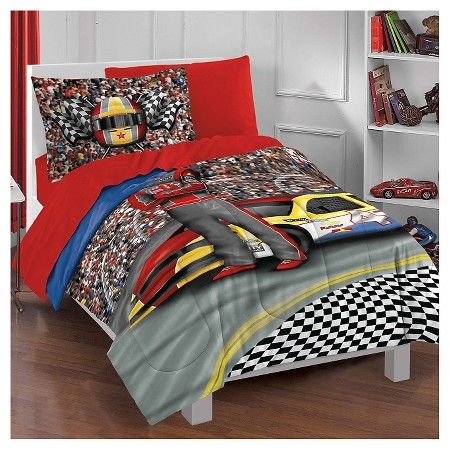 13 Best Race Car Bedding Images On Pinterest Car Bed