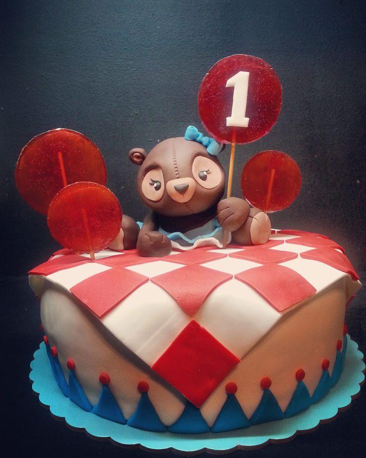 Woodlandcake/lollipopcake