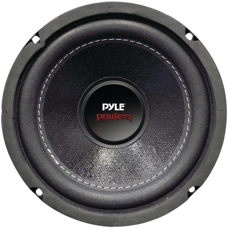 "Pyle Pro Power Series Dual Voice-coil 4ohm Subwoofer (8"" 800 Watts)"
