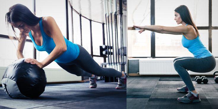 2 упражнения, которые помогут привести себя в отличную физическую форму - http://lifehacker.ru/2015/06/13/2-super-uprazhnenija/