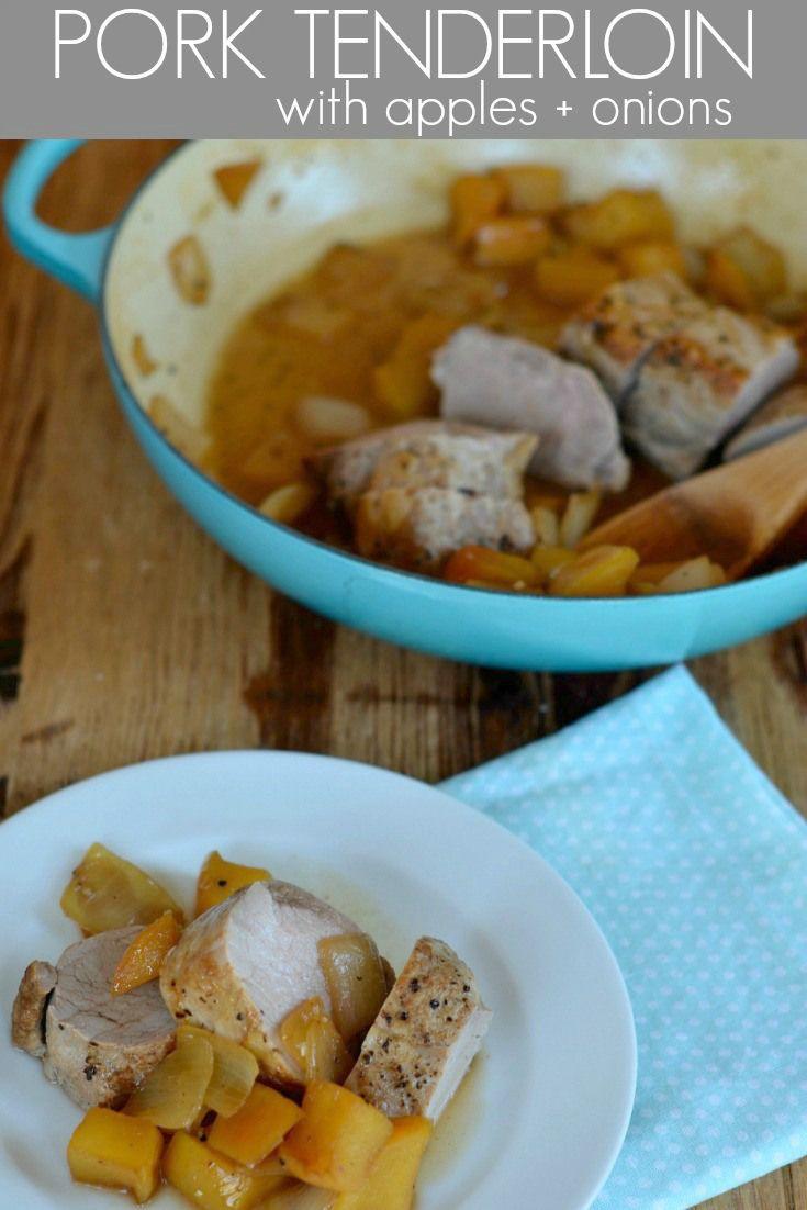 ... Pork Recipes on Pinterest | Pork chops, Pulled pork enchiladas and