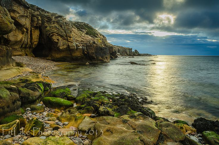 """Cummingston Beach"" by Fitlike Photography #scotland #landscapephotography #moray #beaches  #www.fitlikephotography.co.uk"