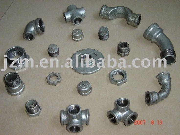 Por inmersión en caliente tubo galvanizado herrajes-imagen-Uniones de tuberías-Identificación del producto:200837747-spanish.alibaba.com