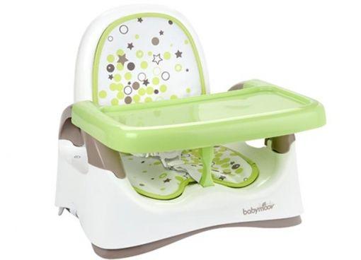 Rehausseur Compact pour bébé : Matériel et équipement puériculture bébé, Babymoov