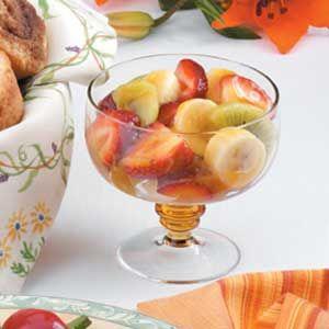 Quick Fruit Compot