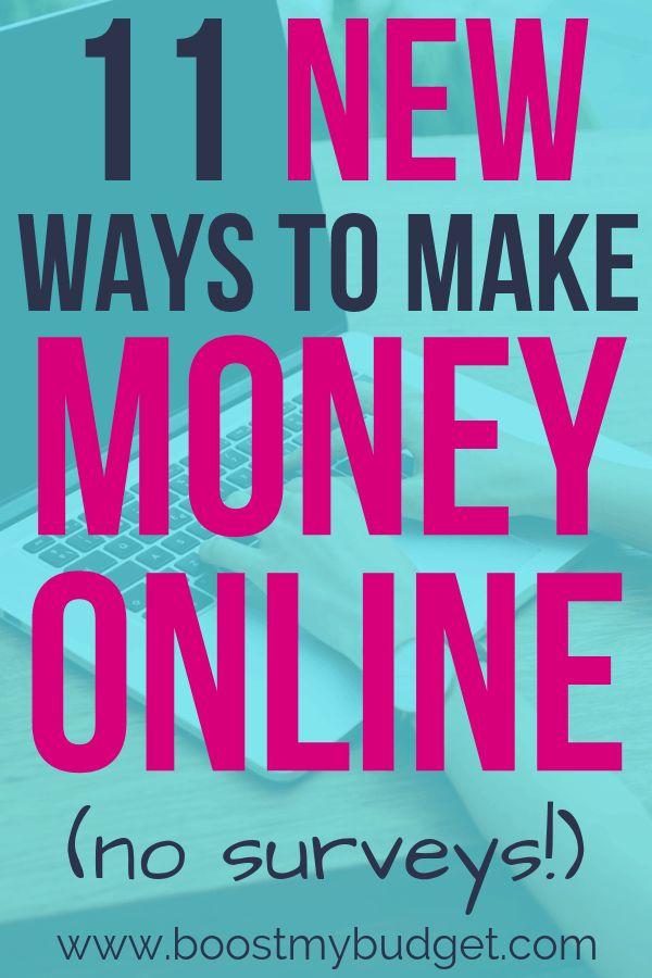 11 Killer New Ways to Earn Money Online – Nicole Markova