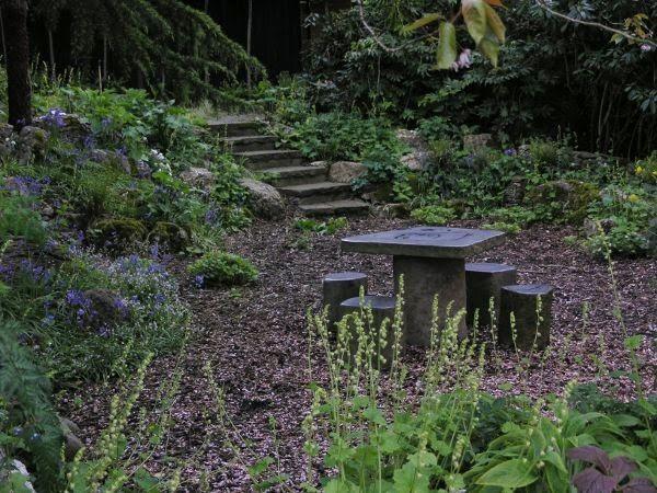 David Keegans Garden Design Blog: Garden design project in Lancashire inspired by Gertrude Jekyll, By David Keegan Garden Design, enchanted forest