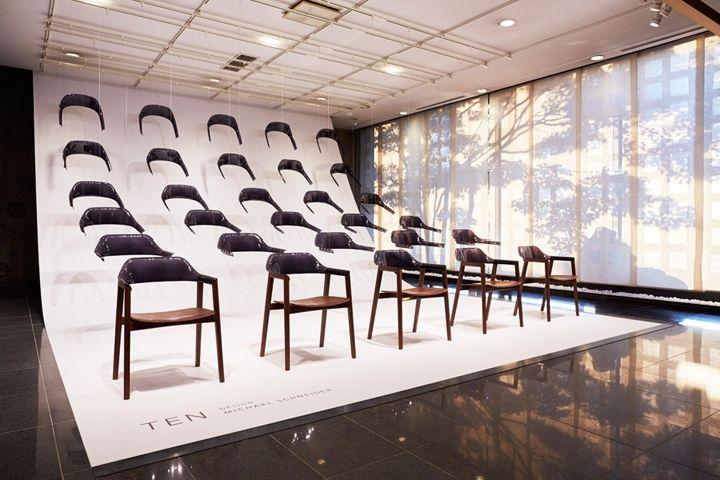 TEN-KU installation by Kazunori Matsumura at Asahikawa Design Week 2016 » Retail Design Blog