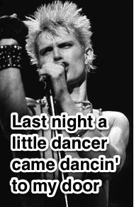 Rebel Yell.  Billy Idol