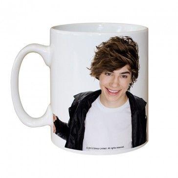 George Union J mug  George Shelley