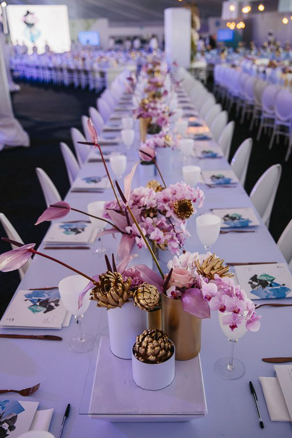 Table setting ideas| Floral design. Creative event solutions| Something Different \u2026 & event table setting ideas \u2013 Loris Decoration