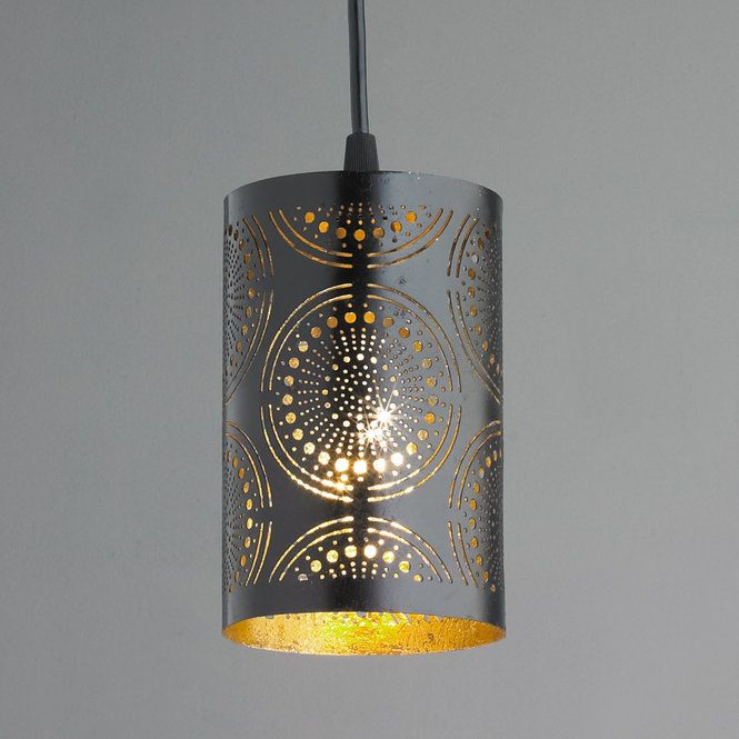 Check out Metal Lace Pendant Light from Shades of Light