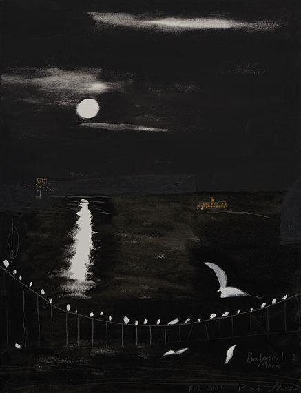 Balmoral Moon 1 - Ken Done