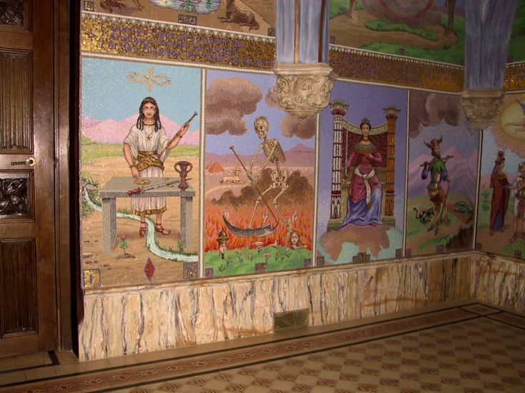 Centre for Tarot Art - Avenieres