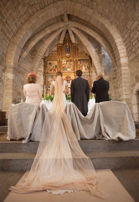 Velos de novia con color - Bodas con detalle - Blog especializado en bodas | por Rebeca Ruiz