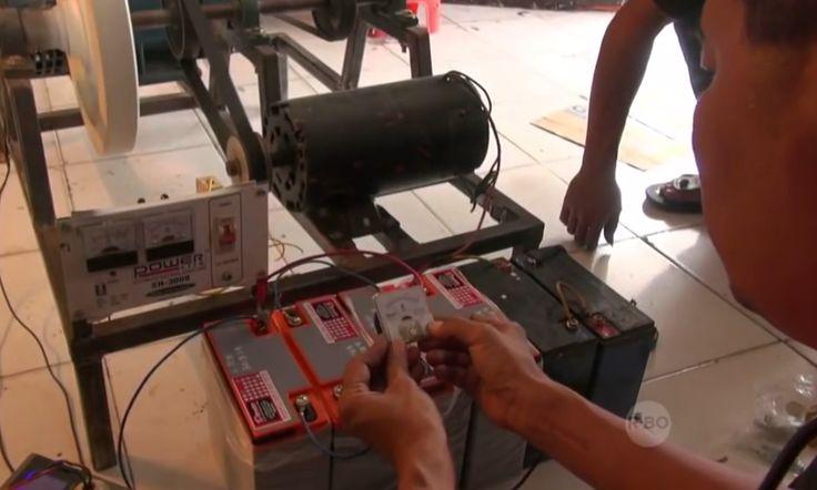 Ini Teknologi Baru Generator Listrik Tanpa BBM Bisa Menghasilkan 1300 Volt - http://bintangotomotif.com/ini-teknologi-baru-generator-listrik-tanpa-bbm-bisa-menghasilkan-1300-volt/
