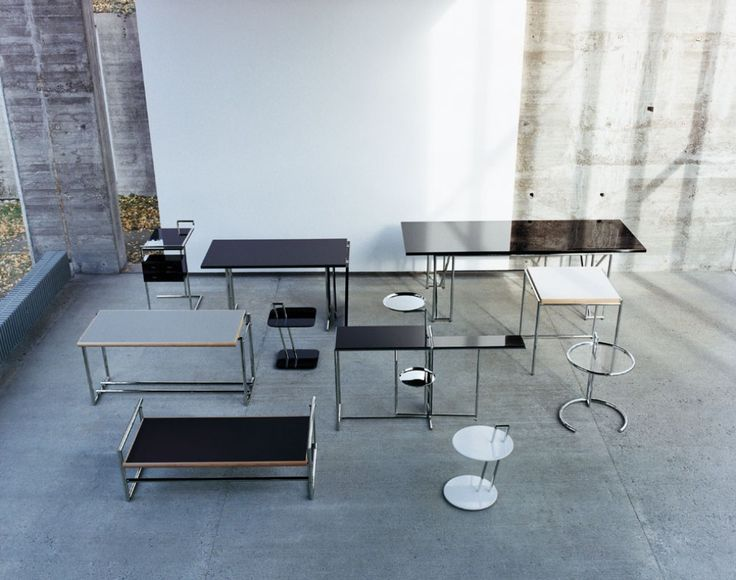 High Quality Table Collection By Eileen Gray   ClassiCon