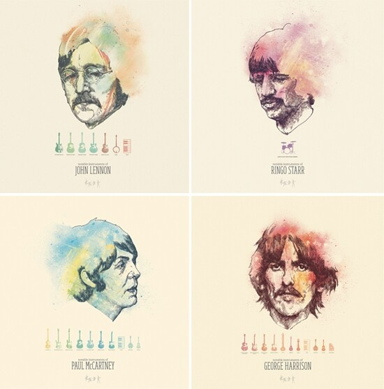 The Beatles <3 #Poster