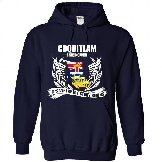 Coquitlam - create your own shirt #navy sweatshirt #t shirt websites