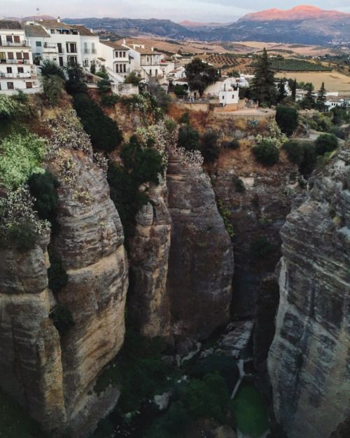 She is clothed with strength and dignity - travelingcolors:   Ronda, Málaga | Spain (by Nacho...